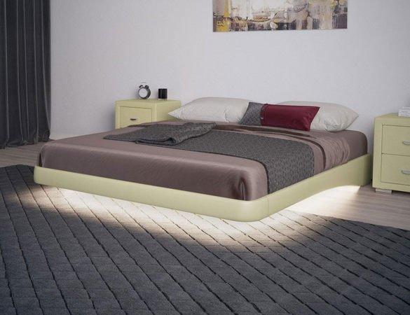 Кровать Орматек Парящее основание 200х200 фото