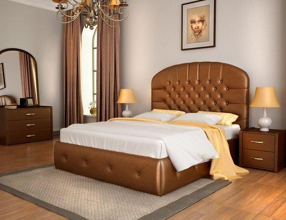 Кровать Lonax