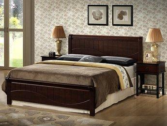 Кровать Королевство сна I-3655 Wenge