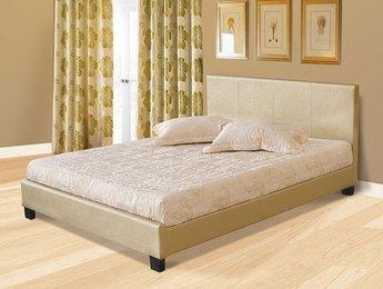 Кровать Королевство сна Nairobi PU Shine Gold