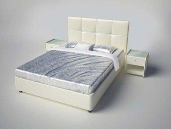 Кровать Askona Sandra с п/м