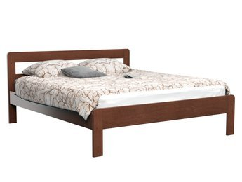 Кровать DreamLine Кредо 1 ясень