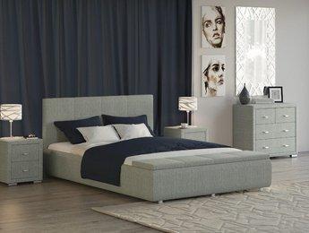 Кровать Орматек Veda 3 с пуфом