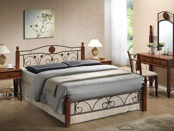 Кровать Королевство сна PS 8823 античный дуб