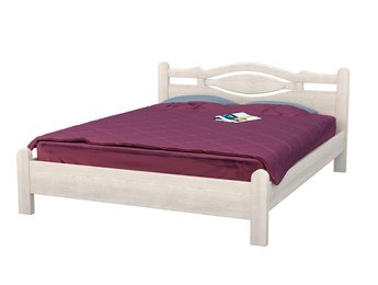 Кровать DreamLine Орден 1 ясень